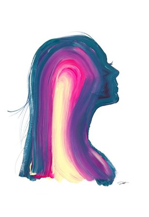 Inner Light by Jessica Durrant art print
