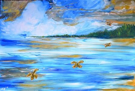 In Flight by Sarah Tiffany King art print
