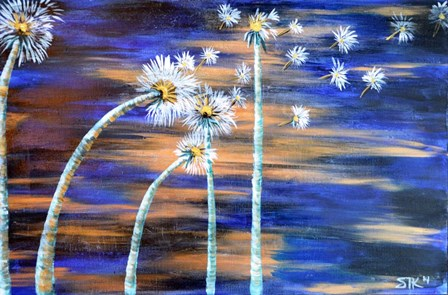 Make A Wish by Sarah Tiffany King art print