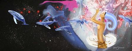 Universal Waters by Graeme Stevenson art print