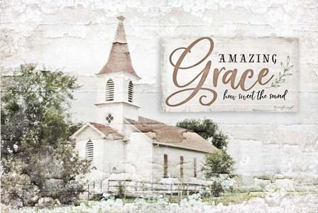 Amazing Grace by Jennifer Pugh art print