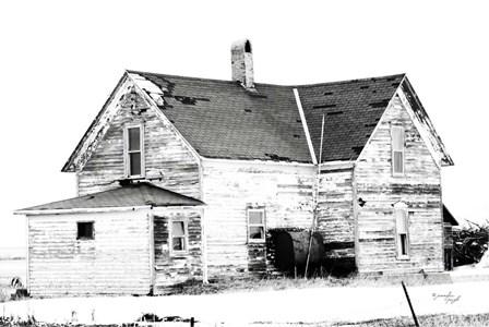 Old House by Jennifer Pugh art print