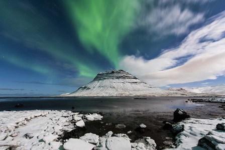 Auroral Eruption by Michael Blanchette Photography art print