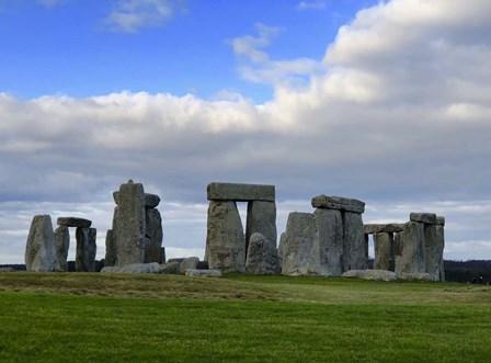 Stonehenge by Nina Marie art print