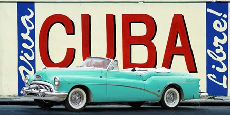 Cuba Libre, Havana by Gasoline Images art print