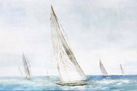 Set Sail I by Isabelle Z art print