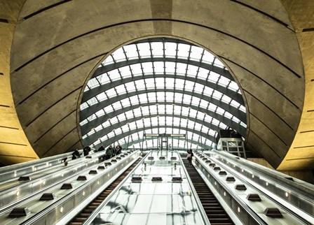 London Metro 2 by Duncan art print
