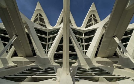 Valencia Architecture 2 by Duncan art print