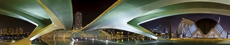Valencia Architecture 4 by Duncan art print