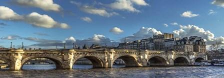 Pont Neuf Paris by Duncan art print