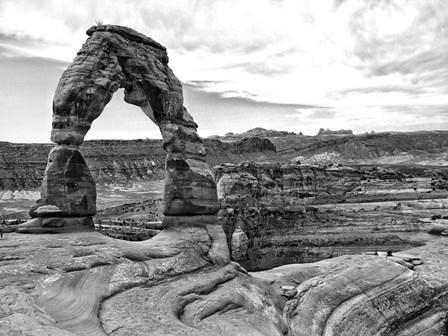 Desert Arches I by Jenna Guthrie art print