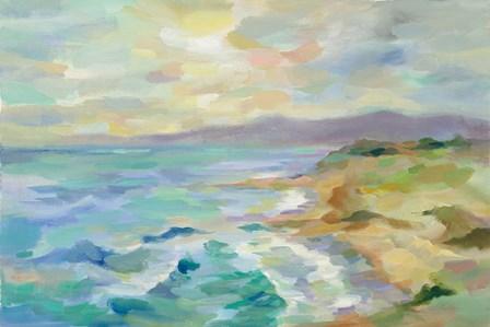 Dunes by the Sea by Silvia Vassileva art print