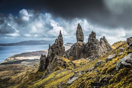 Old Man Of Storr by Duncan art print