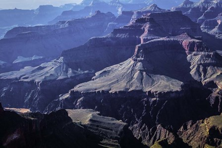 Grand Canyon South 7 by Duncan art print