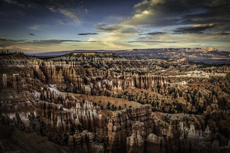 Bryce Canyon Sunset by Duncan art print