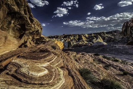 Valley Of Fire by Duncan art print