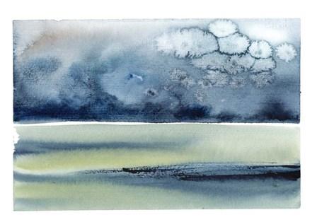 Evening Sky by Sophia Rodionov art print