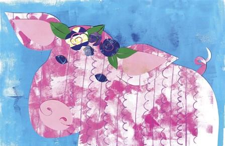 Peggy by Summer Tali Hilty art print